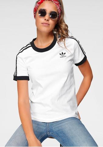 adidas Originals T - Shirt »3 STRIPES TEE« kaufen