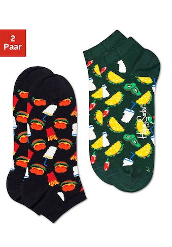 Happy Socks Sneakersocken Hamburger Low (2 Paar) kaufen