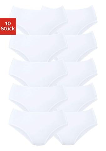 Go in Jazz-Pants Slips, (10 St.), in klassischen Uni-Farben kaufen