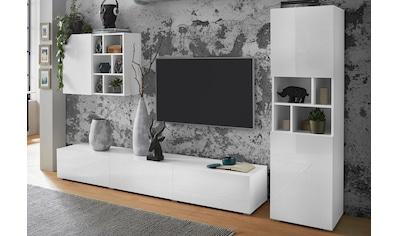 TRENDMANUFAKTUR Wohnwand »Aksel«, (Set, 3 St.) kaufen