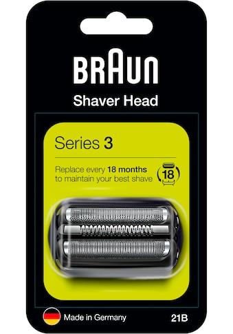 Braun Ersatzscherteil Series 3 21B kaufen