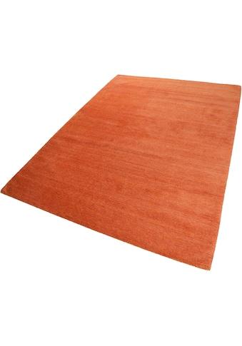 Esprit Teppich »Loft«, rechteckig, 20 mm Höhe, Wohnzimmer, hohe Farbauswahl kaufen
