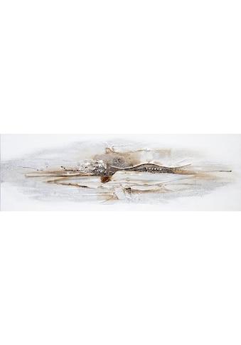 Spiegelprofi GmbH Ölgemälde »Fine art«, 150/50 cm, handgemalt kaufen