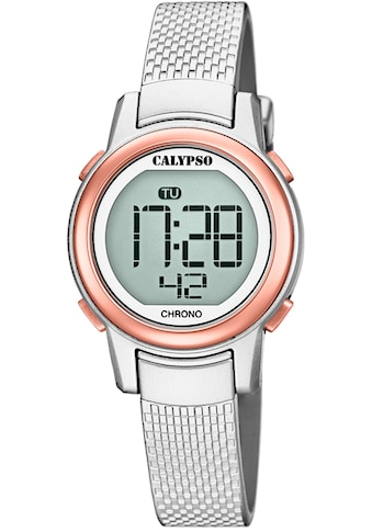 CALYPSO WATCHES Chronograph »Digital Crush, K5736/2« kaufen