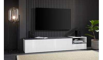 Tecnos Lowboard »Zet«, Breite 200 cm kaufen
