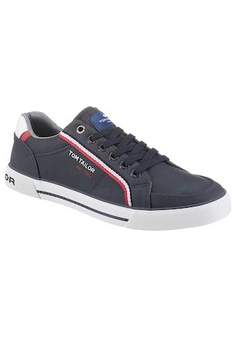 TOM TAILOR Sneaker, mit Logoverzierung kaufen