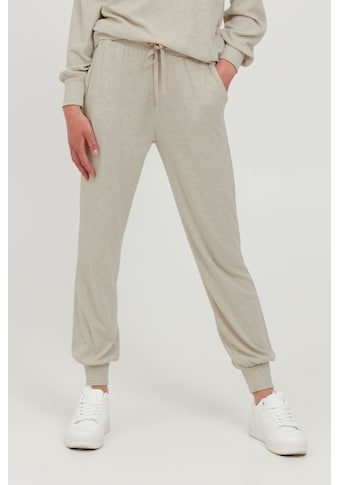 Ichi Sweathose »IHKYLA PA 20114624«, Gerippte Sweatpants mit Kordelzug kaufen