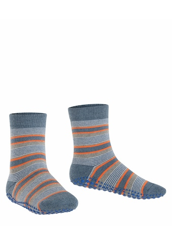 FALKE Haussocken »Mixed Stripe«, (1 Paar), mit Baumwolle kaufen