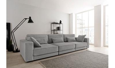 GOODproduct Big-Sofa »Grenette«, Modulsofa, im Baumwoll-/Leinenmix oder umweltschoned... kaufen