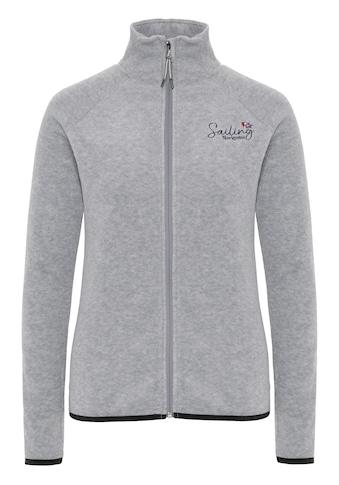 NAVIGATOR Fleecejacke »Women Jacket aus weichem Fleece«, Outdoorjacke kaufen