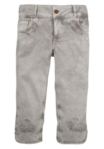 Hangowear Trachtenhose, 3/4 im 5-Pocket Style kaufen