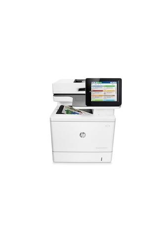 Drucker, HP, »Color LaserJet Enterprise MFP M577dn« kaufen