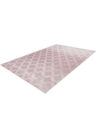 Arte Espina Teppich »Monroe 100«, rechteckig, 7 mm Höhe, besonders weich durch... kaufen