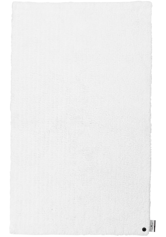TOM TAILOR Badematte »Cotton Double Uni«, Höhe 20 mm, beidseitig... kaufen