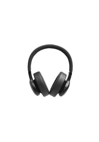 JBL Over-Ear-Kopfhörer »LIVE 500BT Schwarz«, Sprachsteuerung kaufen