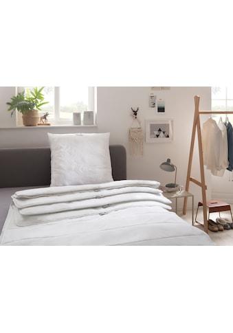 Älgdröm Kunstfaserbettdecke »Nisser«, normal, Füllung Polyesterfaser, Bezug 100%... kaufen
