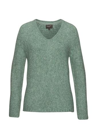 Herrlicher V - Ausschnitt - Pullover »VINA« kaufen