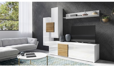 TRENDMANUFAKTUR Wohnwand (Set, 3 - tlg) kaufen