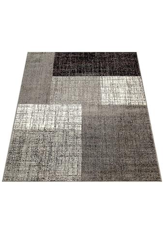 Teppich, »Mondial 105«, Paco Home, rechteckig, Höhe 14 mm, maschinell gewebt kaufen