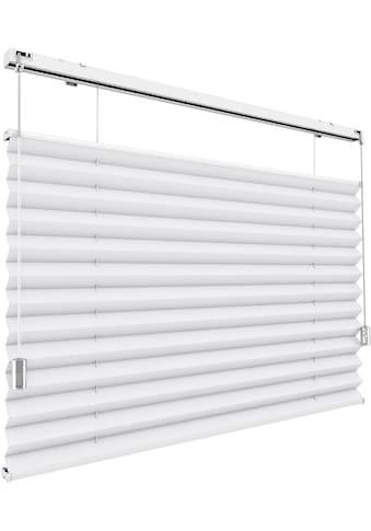 GARESA Plissee »Plissee«, Lichteifall am Fenster perfekt steuern. kaufen