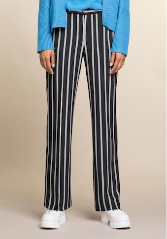 bianca Stretch-Hose »PARIGI«, stylische Passform im angesagten Streifen-Look kaufen