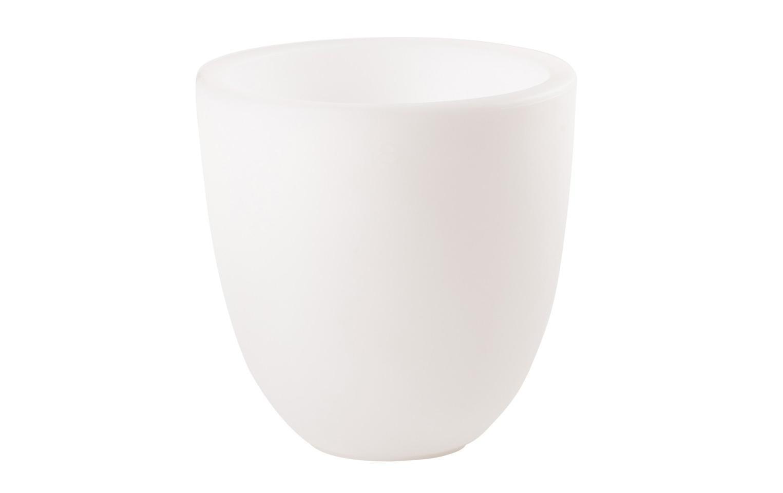 Image of 8 seasons design Blumentopf »SOLAR Shining Curvy Pot S 11L«