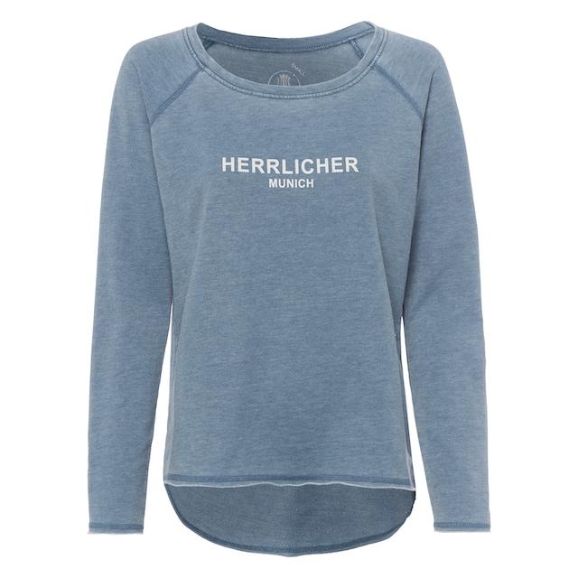 Herrlicher Sweatshirt »FREYJA«