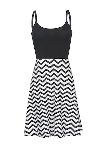 Pussy Deluxe Spaghettikleid »Zig Zag Dress« kaufen