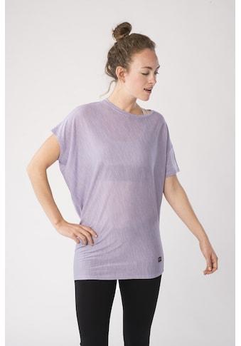SUPER.NATURAL T - Shirt »W YOGA LOOSE TEE« kaufen