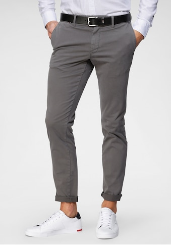 TOMMY HILFIGER Chinohose »BLEECKER TH FLEX CHINO SATIN GMD« kaufen