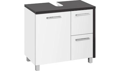 WELLTIME Waschbeckenunterschrank »Sigma«, Breite 61 cm kaufen