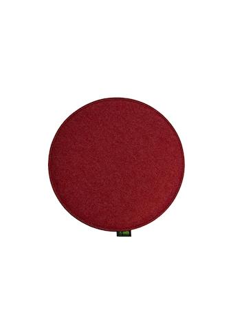 Sitzkissen »Ø 33, Rot« kaufen
