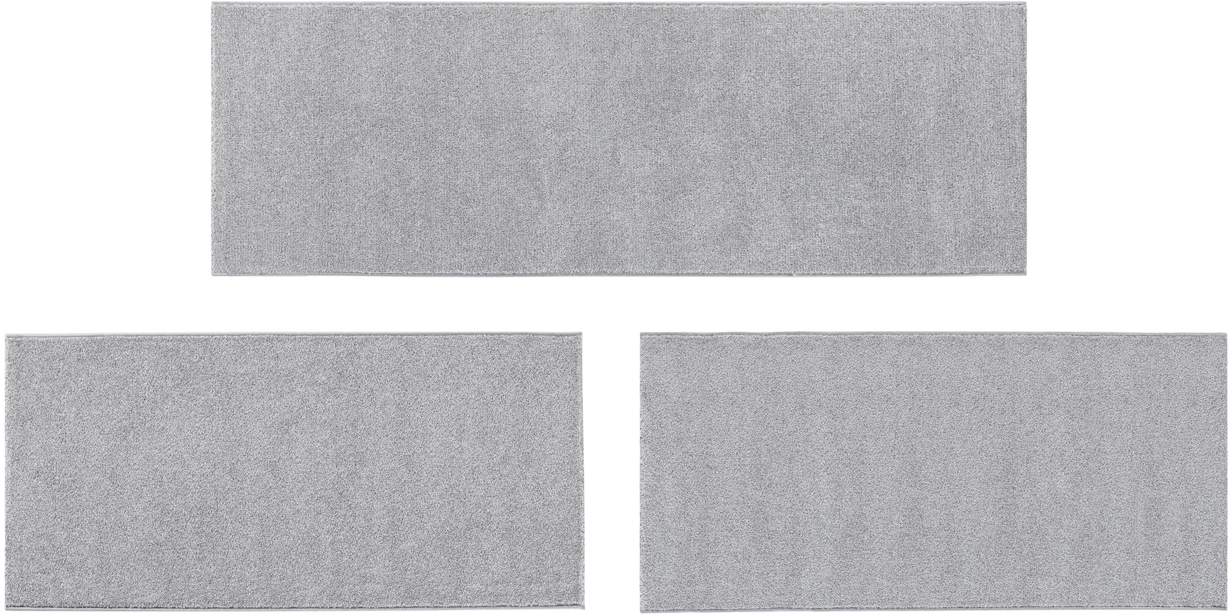 Image of Andiamo Bettumrandung »Jerez«, Bettvorleger, Läufer-Set für das Schlafzimmer, gewebt