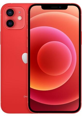 """Apple Smartphone »iPhone 12 - 128 GB«, (15,5 cm/6,1 """" 128 GB Speicherplatz, 12 MP Kamera) kaufen"""