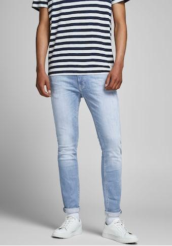 Jack & Jones Skinny-fit-Jeans »LIAM JJORIGINAL« kaufen