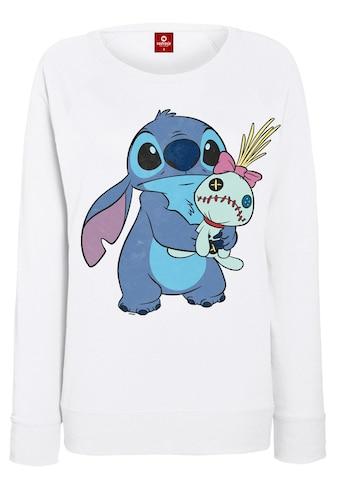 Disney Sweatshirt »Lilo & Stitch Ohana Stich & Scrump« kaufen