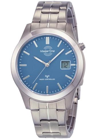 MASTER TIME Funkuhr »MTGT-10351-31M« kaufen