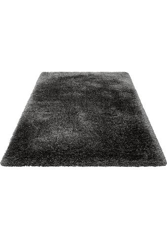 merinos Hochflor-Teppich »Floki 861«, rechteckig, 70 mm Höhe, besonders weich durch... kaufen