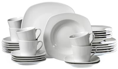 """Ritzenhoff & Breker Kombiservice """"PRIMO"""" (30 - tlg.), Porzellan kaufen"""