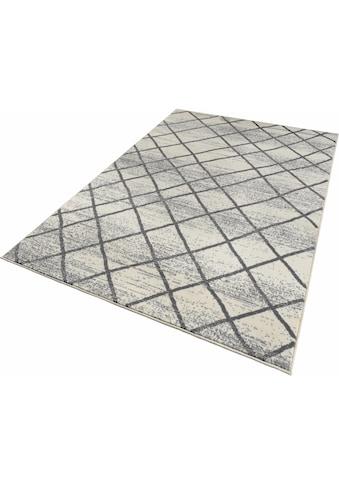 Zala Living Teppich »Rhombe«, rechteckig, 9 mm Höhe, Wohnzimmer kaufen