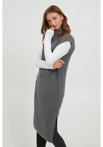 b.young Strickkleid »BYNORA LONG DRESS - 20810508«, Strickkleid mit Stehkragen kaufen