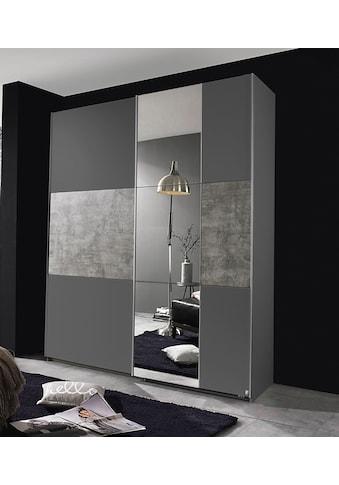 rauch BLUE Schwebetürenschrank »Prenzlau«, mit Spiegel kaufen