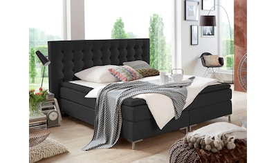 ATLANTIC home collection Boxspringbett, mit Topper kaufen