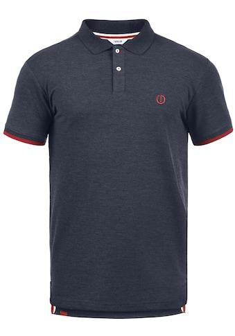 Solid Poloshirt »BenjaminPolo«, Polo mit verlängerter Rückenpartie kaufen