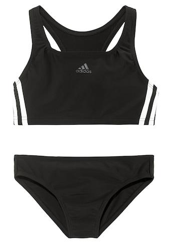 adidas Performance Bustier-Bikini, im sportlichen Design kaufen
