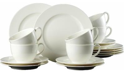 Ritzenhoff & Breker Kaffeeservice (18 - tlg.), Porzellan kaufen