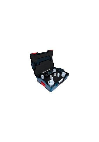 Bosch Professional Lochsäge »Set New Progressor in L-Boxx, 11-teilig« kaufen