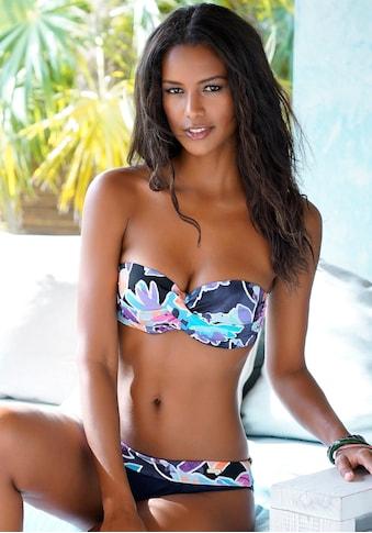 Sunseeker Bügel-Bandeau-Bikini-Top »Tahiti«, mit getwisteten Cups kaufen