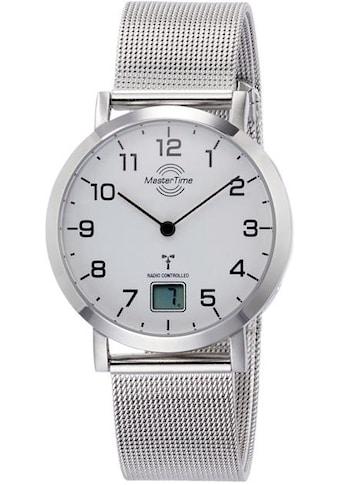 MASTER TIME Funkuhr »MTLS - 10659 - 90M« kaufen
