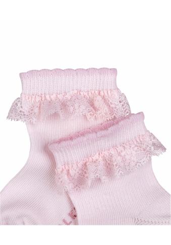 FALKE Socken »Romantic Lace«, (1 Paar), mit verstärkten Belastungszonen kaufen